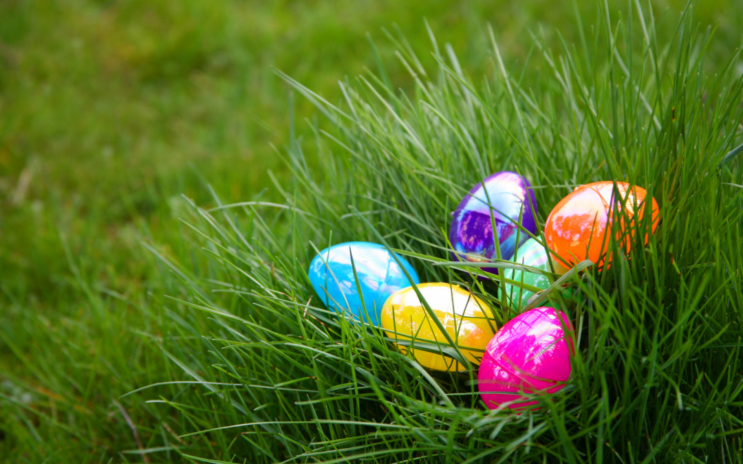 Kids Virtual Connections: Easter Egg Hunt